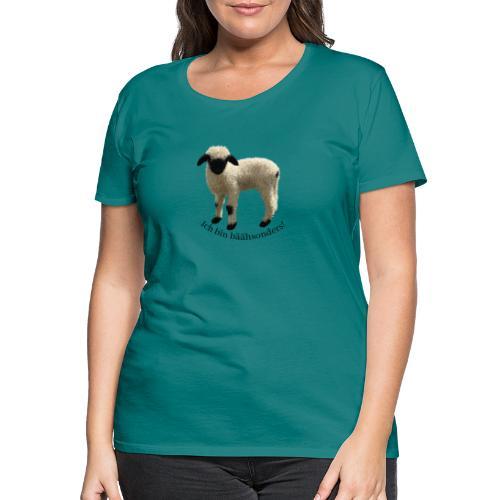 Bäähsonders - Frauen Premium T-Shirt