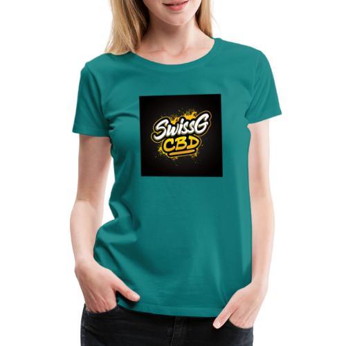 E53B0D4D E4F1 4620 A0A4 9B9C25AF5F0B - Frauen Premium T-Shirt