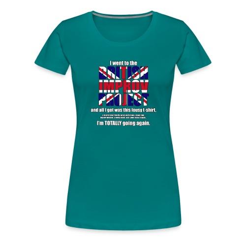 This lousy BIP T-Shirt - Women's Premium T-Shirt