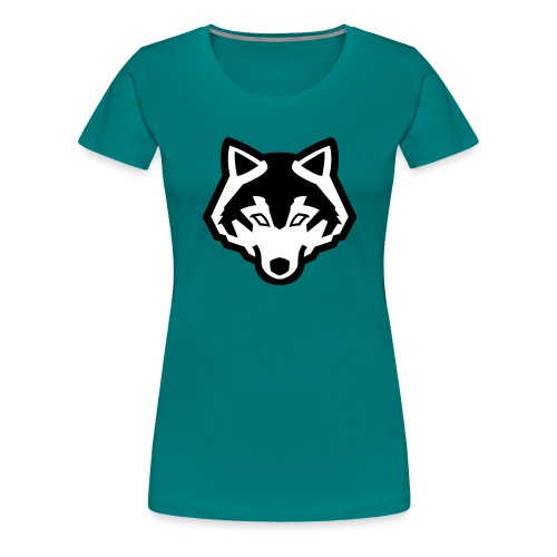 wolfpb - Frauen Premium T-Shirt