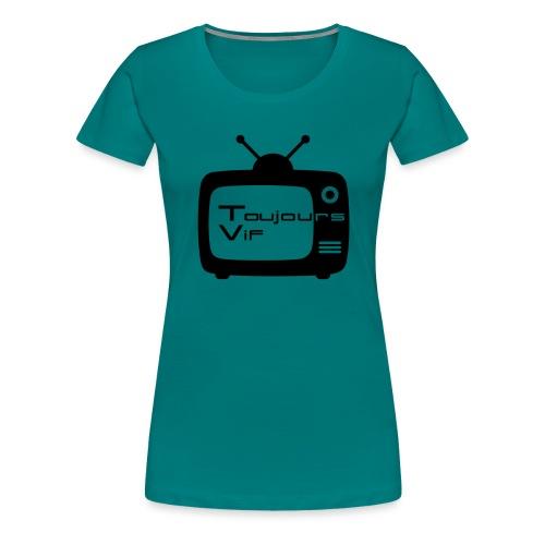 TVLUCA - Vrouwen Premium T-shirt