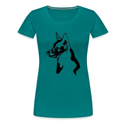 australiankelpie - Naisten premium t-paita
