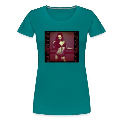 Zolyana Paris - Women's Premium T-Shirt