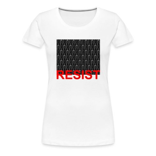 Resist 21.1 - Frauen Premium T-Shirt