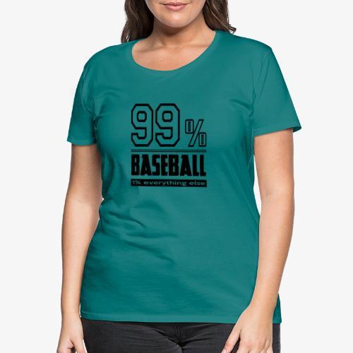 99 - T-shirt Premium Femme