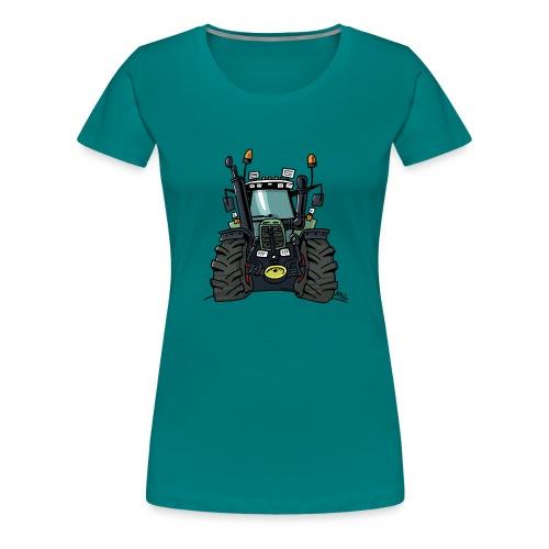 0255 F 824 - Vrouwen Premium T-shirt