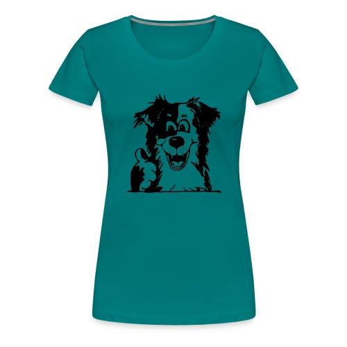 Comic - Alles Aussie! - Frauen Premium T-Shirt