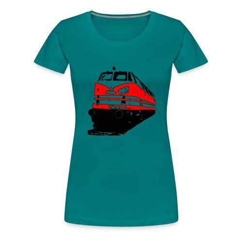 Deutsche Reichsbahn - Frauen Premium T-Shirt