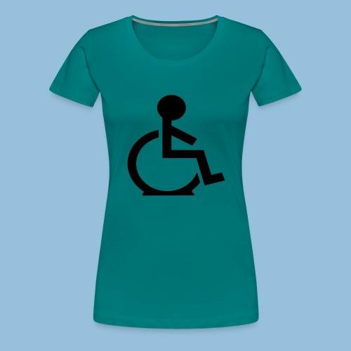 Flattyre1 - Vrouwen Premium T-shirt