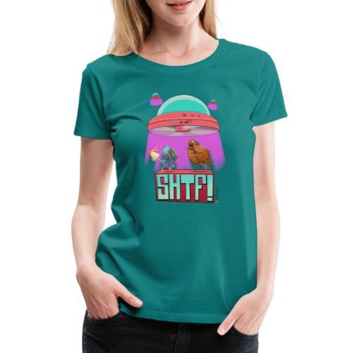 SHTF Battle - Maglietta Premium da donna