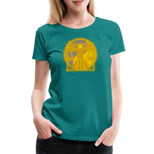 Vitruvius Concern Architect - Vrouwen Premium T-shirt