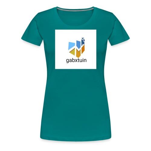 gabxtuin - Vrouwen Premium T-shirt