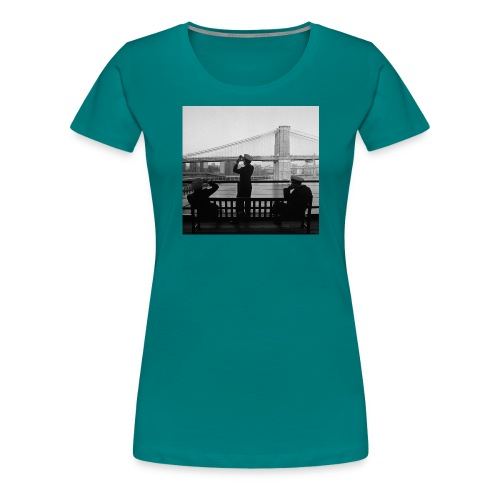 Bilder in meiner website32 1 - Frauen Premium T-Shirt