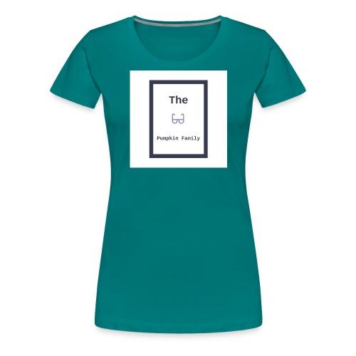 The Pumpkin Family Logo Shirts - Women's Premium T-Shirt