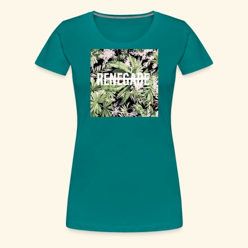 renegade - Women's Premium T-Shirt