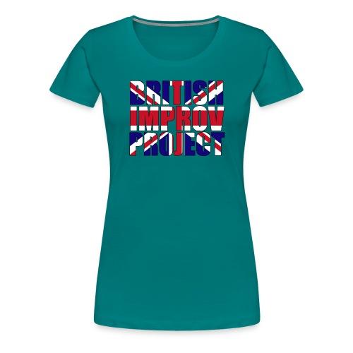 BIP Logo - Women's Premium T-Shirt
