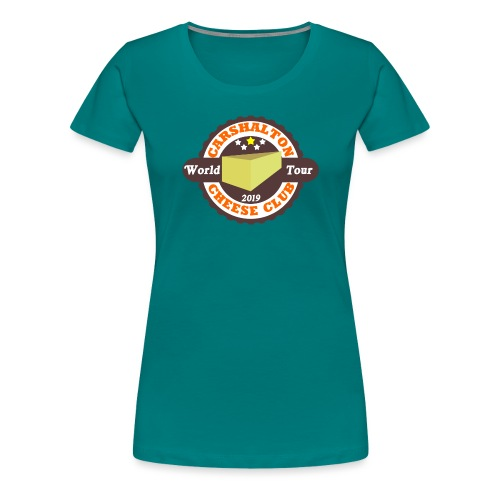 Cheese Club 2019 - Women's Premium T-Shirt