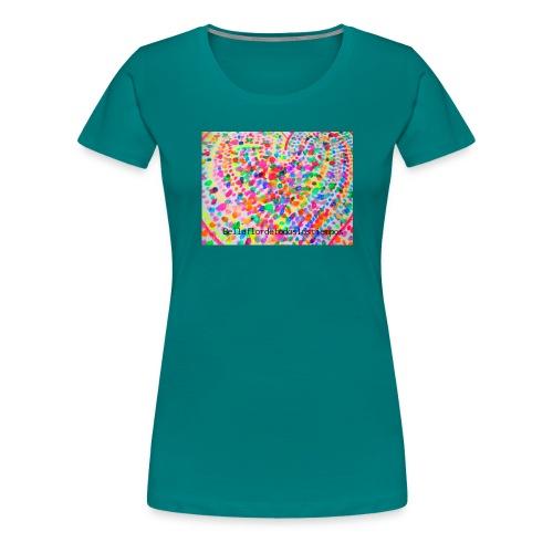 Bellaflordetodoslostiempos - Camiseta premium mujer