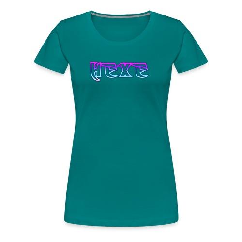 HEXE - Frauen Premium T-Shirt