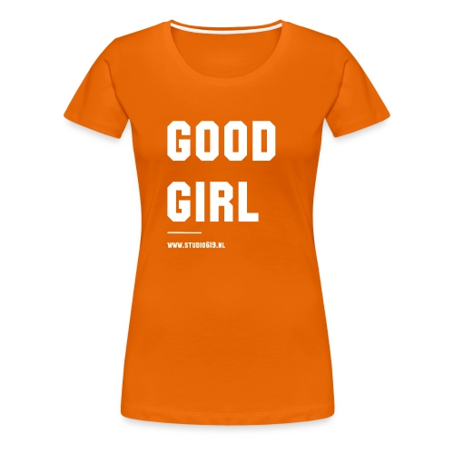 TANK TOP GOOD GIRL - Vrouwen Premium T-shirt
