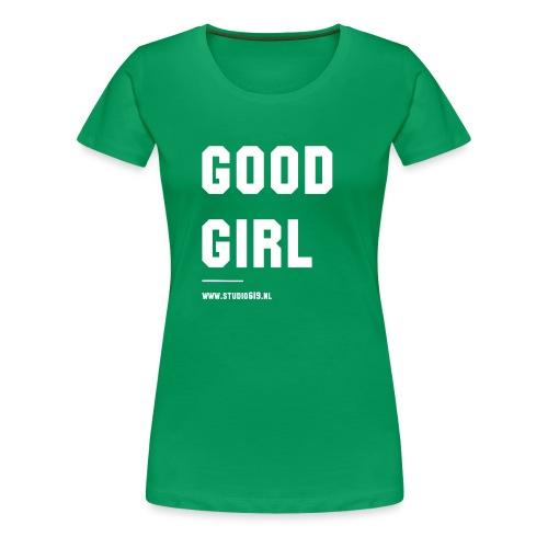 TANK TOP GOOD GIRL - Vrouwen Premium T-shirt