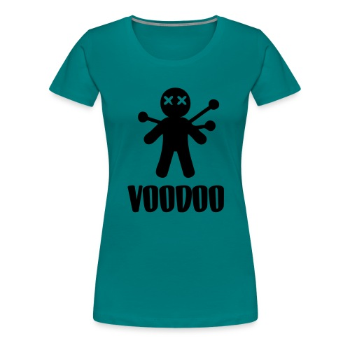 Voodoo - T-shirt Premium Femme