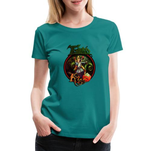 Tomato King - Premium-T-shirt dam
