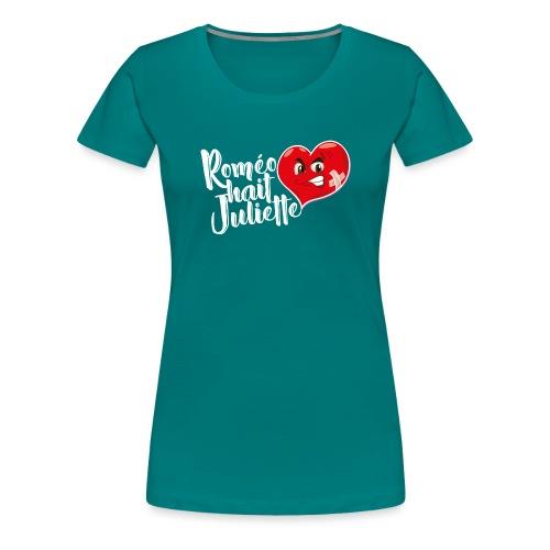 ROMEO ET JULIETTE - T-shirt Premium Femme