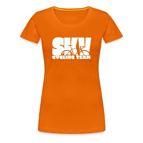 SKV CyclingTeam w - Frauen Premium T-Shirt