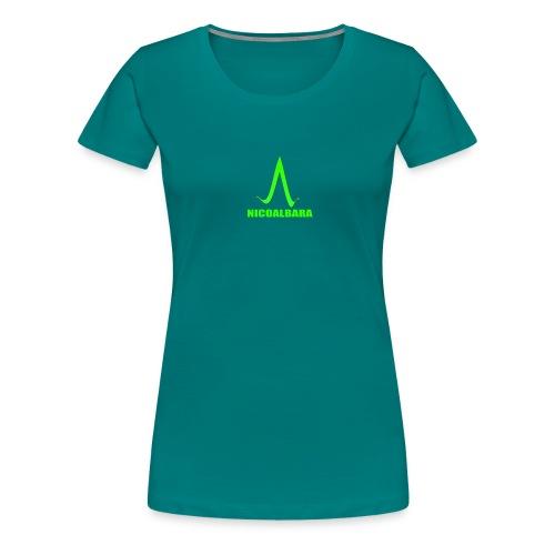Logo Complet - T-shirt Premium Femme