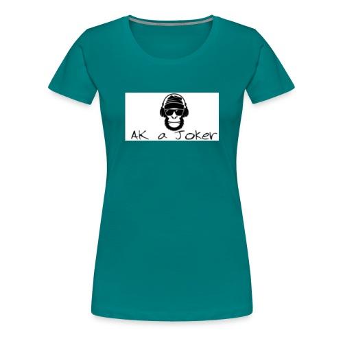 Ak´a Joker mode - Frauen Premium T-Shirt