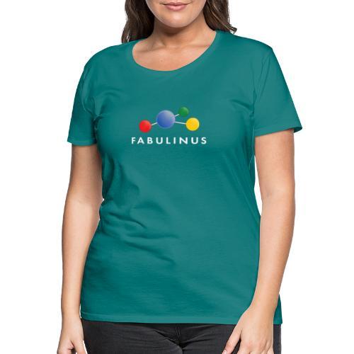 Fabulinus wit - Vrouwen Premium T-shirt