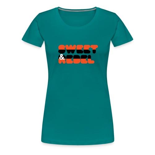 dutch flag 2 0 - T-shirt Premium Femme