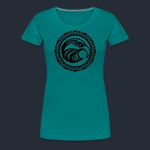 T-Shirt mit Maori Tattoo - Frauen Premium T-Shirt