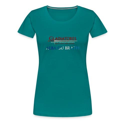 ALBAGUBRATH - Frauen Premium T-Shirt