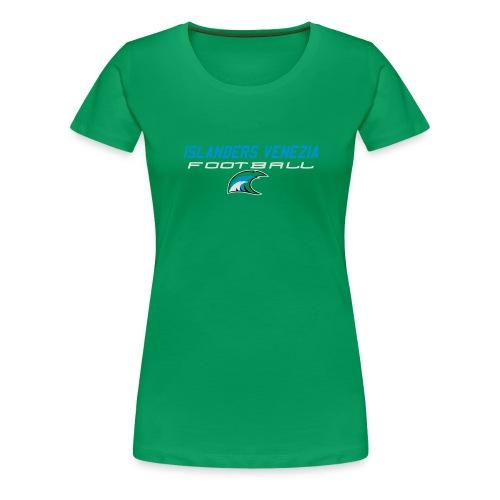 islanders football new logo - Maglietta Premium da donna