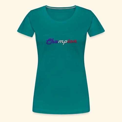 France champion - T-shirt Premium Femme