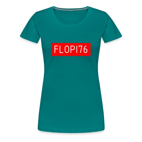 FLOPI76 - T-shirt Premium Femme