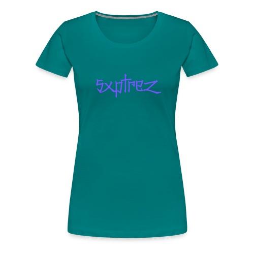 sxptrez collection - Premium-T-shirt dam