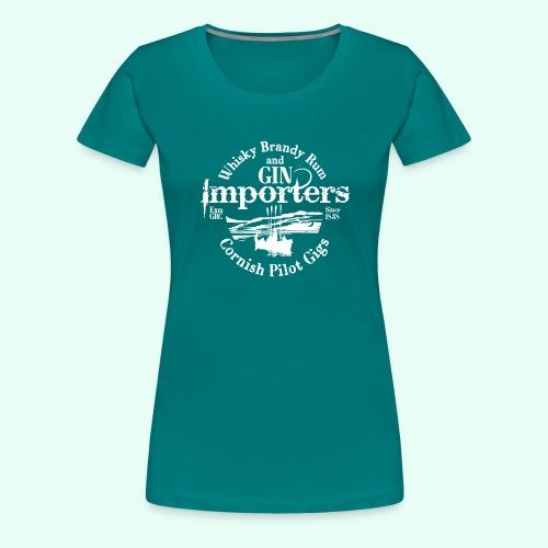 Gig Importers Gig Rowers GCv3 - Women's Premium T-Shirt