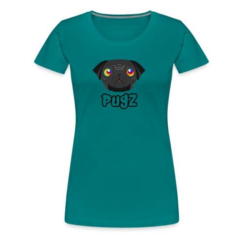 PugZ - Premium-T-shirt dam