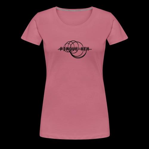 Pinque AEM NERO - Maglietta Premium da donna