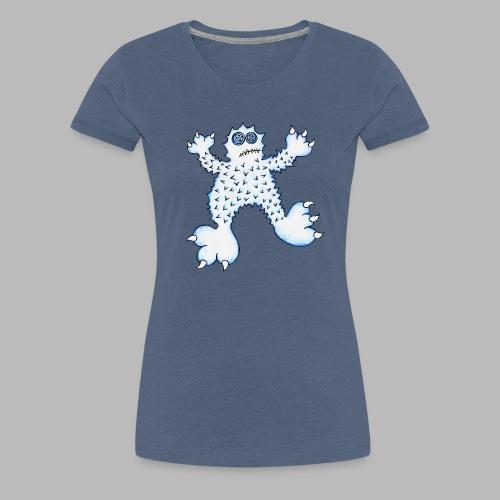 ABOMINABLE! - Women's Premium T-Shirt