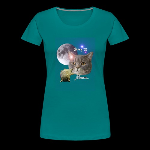 Epic Women Sieni Shirt - Naisten premium t-paita