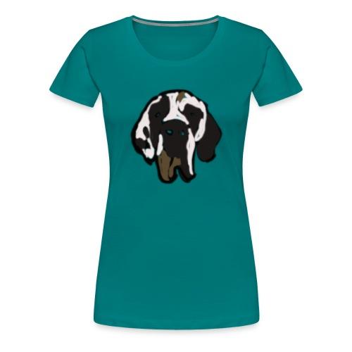 5 png - T-shirt Premium Femme