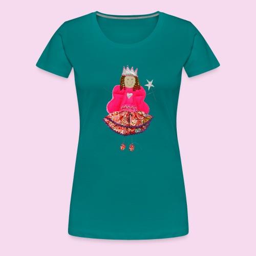 Scarlet - Women's Premium T-Shirt