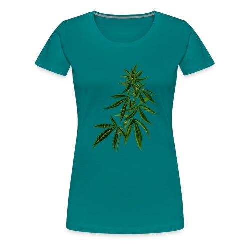 Sensimilla - Premium-T-shirt dam