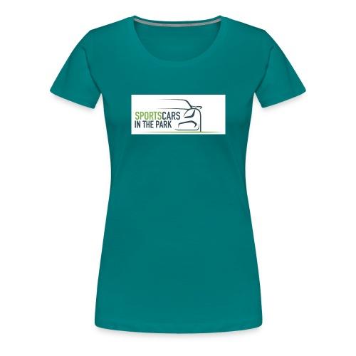 Compact SCITP LOGO - Women's Premium T-Shirt