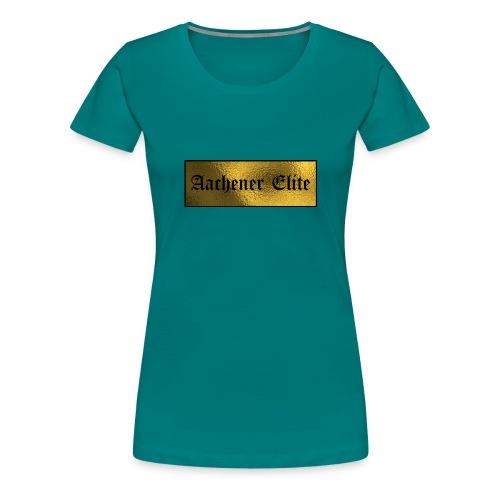 Aachener Elite - Women's Premium T-Shirt