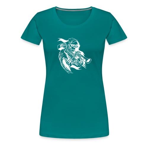 Timmy freak merch - Vrouwen Premium T-shirt